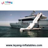 Crazy Freefall Water Slide-Air Inflatable Sealed Water Slides For Yacht