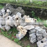 decorative brown landscaping stones garden stone