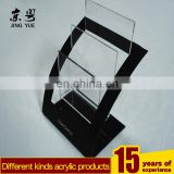 Chinese imports new style acrylic desktop book holders