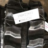 180x72x31 high performance excavator parts rubber tracks with steel and fiber inside