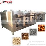 High Quality Pistachios Baking Macadamia Nut Kernels Cashews Walnut Peanuts Roaster Granular Chickpea Chestnut Roasting Machine