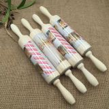 Wooden Rolling Pin,Made of Maple Wood