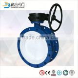 flange butterfly valve characteristic cv