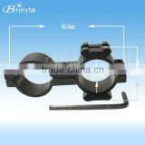 QQ004 Metal Gun Scope barrel mounts for flashlight