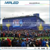 Music show stage outdoor mobile led display without die lamp Nichia led chip from Japan for indoor HD video wall