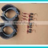 heavy-duty trailers parts brake shoes for trailer and trucks