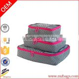 Travel Packing Mesh Bag, Packing Cubes - Assorted 3PC Set                                                                         Quality Choice
