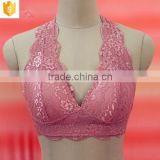 sex Magic lace bra ,No mold cup,