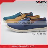 Latest products in market canvas upper casual shoes for men wholesale