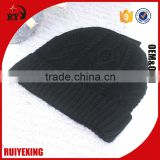 Plain beanie hats chimney cap wholesale dealer