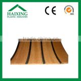 Soft floor marine decking teak decking