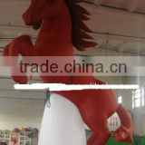 giant inflatable horse