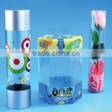 plastic tube containers with customized in any designs