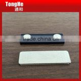 Magnetic Name Badge with 2pcs NdFeB Magnets                                                                         Quality Choice