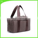 candy colors for canvas laptop insulation cooler bag 600D picnic lunch package                                                                                                         Supplier's Choice