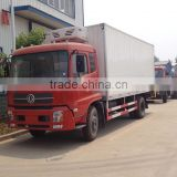 10 ton refrigerated box van truck,10000 kg refrigerator box truck, freezer cargo van,ice cream van