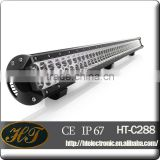 die-cast aluminum housing 24480lm 50'' 288w led light bar for for jeep jk double row off roadcar led light bar
