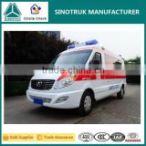 China Manufacturer Ambulance Vehicle/JAC Diesel Euro 4 Ambulance Car for Sale                                                                         Quality Choice