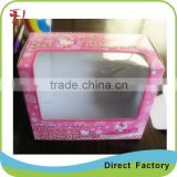 PVC window paper box