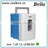 beila 8L colored best cooling effect cooler bottle mini bar for car and home