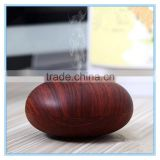 Wood essential oil Aromatherapy Essential Oil Diffuser with colorful light/USB connector