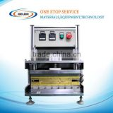 high quality Lab Manual Hydraulic Cell Case top and side Sealing Machine for all button cells,battery lab equipments