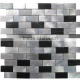 metal superior decor mosaic backsplash kitchen tiles (MA14)