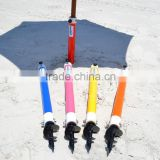 2016 Hot Sale Beach Umbrella Anchor Color Unbralla Anchor for Fantastic Summer