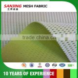 Strong Compression Mesh Polyester Shoe Fabric