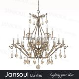 european antique crystal chandelier hanging pendant light candelabra light fixture