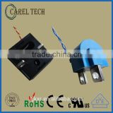 DC immune electric small current transformer