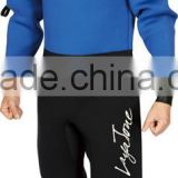 Hotsale water sports blue dry suit diving equipment suit