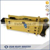 Construction machinery CE approved hydraulic breaker hammer for small kato excavator                                                                         Quality Choice