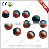 Colorful Soluble Wholesale .68 Caliber Paintball Balls