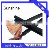 H01N2-D welding cable double insulated transmission of high currents CE