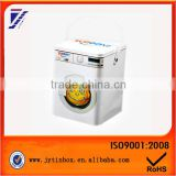 big powder storage washing machine tin box