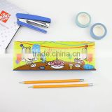 XG-20020 novel pencil case brands converse pencil case double sided pencil case with code lock