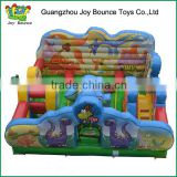 Top Grade Commercial Cheap Inflatable Park Kids Children Inflatable Bouncy Castle Playground