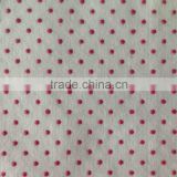 Clean Wiper spunlace nonwoven fabric with PVC DOTS