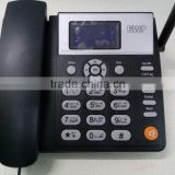 Dual SIM card GSM land phone