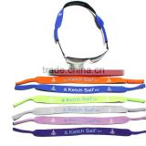 Fashion Sport Eyewear Sunglass head strap lanyard retainer Durable Neoprene Sunglasses Belt
