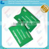 Custom Plastic card with Holder , Metal business card with Holder
