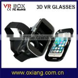 2016 New Products VR Shinecon VR 3D Glasses Virtual Reality 3D Glasses HMD 3D VR Headsets