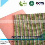 laminating insole EVA by fabric to foam laminating machine