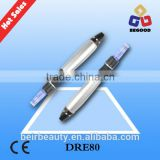 Speed adjustable Microneedle Pen Machine/electric Facial derma roller Pen/ auto derma roller pen 12 needles
