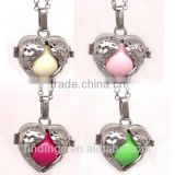 FN3169 wholesale baby chime ball little baby massage ball belly necklaces