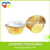disposable paper cake cup box for cake baking