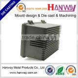 China GuangZhou factory OEM service Aluminum die casting air compressor parts