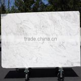 Hot sale white carrara marble slabs price                                                                         Quality Choice