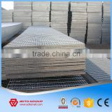 ADTO Group Professional Galvanized or Stainless Welded Metal Steel Bar Grating Standard Size Weight For Industry Plant Ceiling